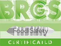 BRCCGA Food certification logo
