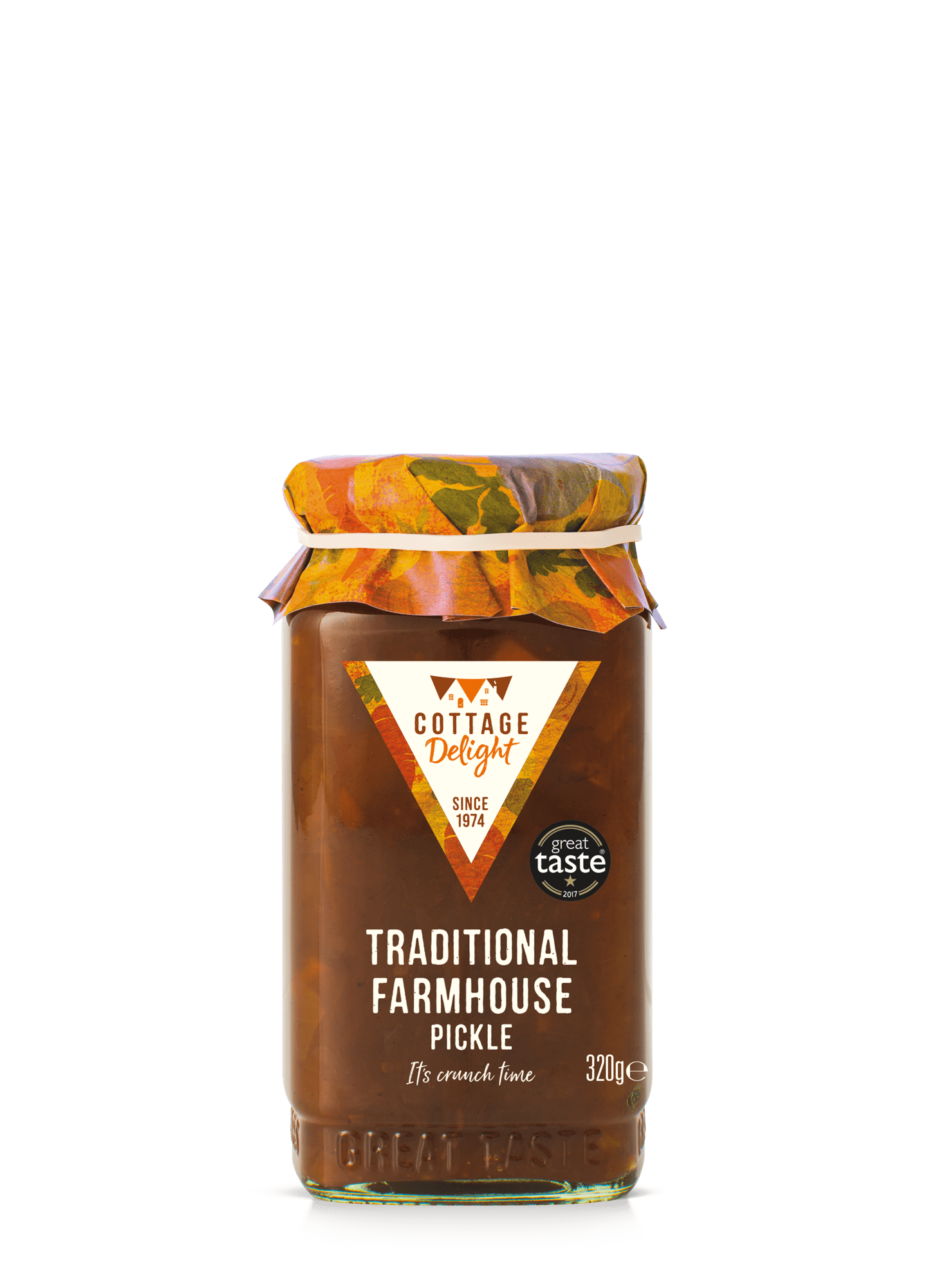 Traditional Farmhouse Pickle