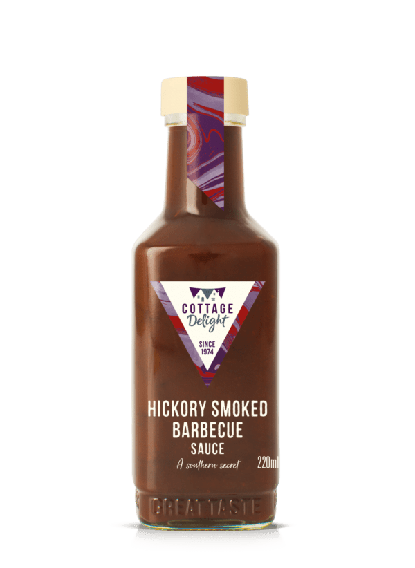 Hickory Smoked Barbecue Sauce