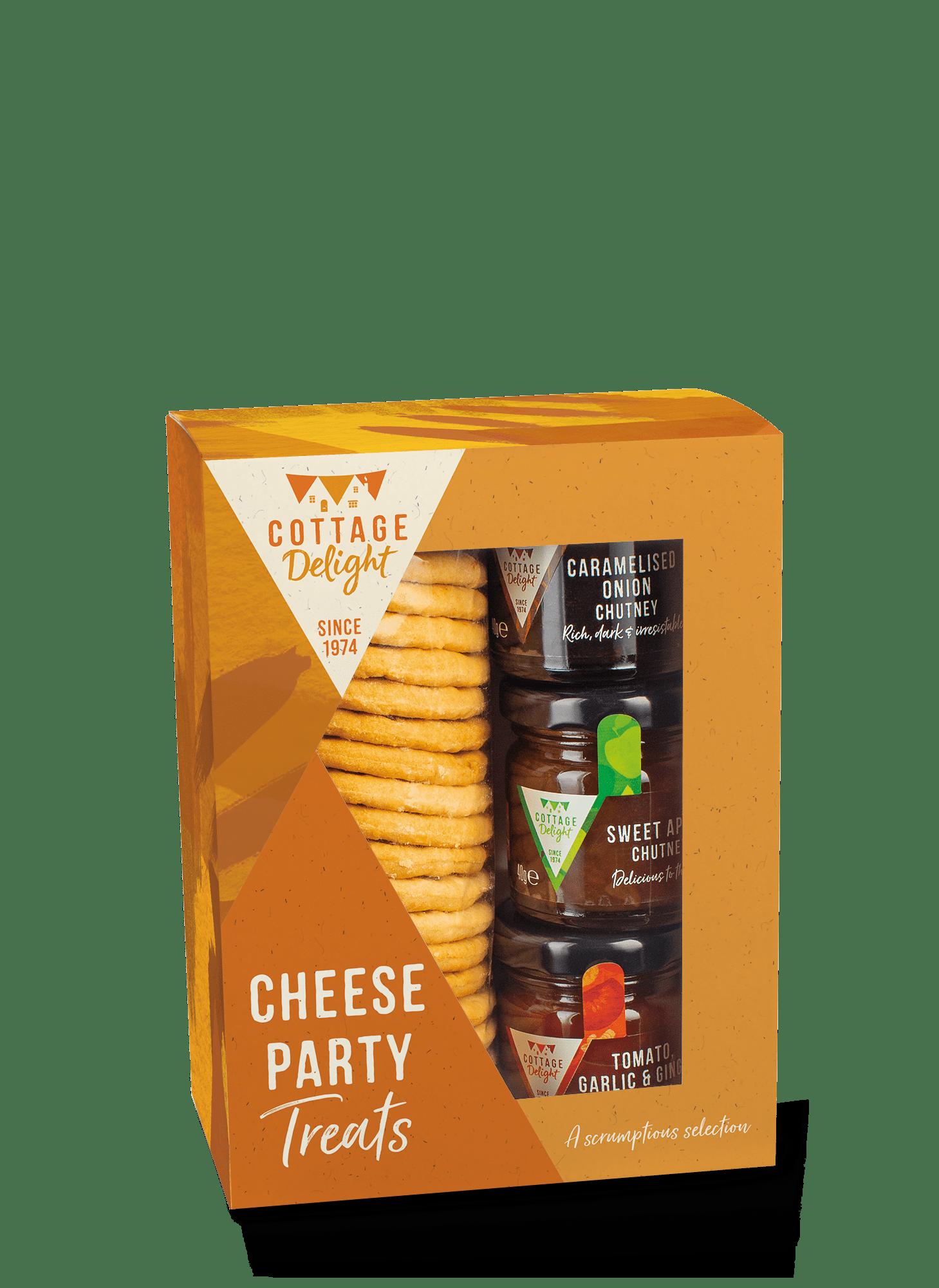 Cheese Party Treats
