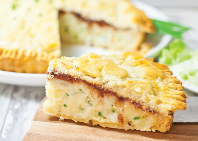 Cheese Makers Pie
