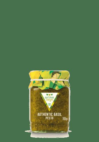 Authentic Basil Pesto