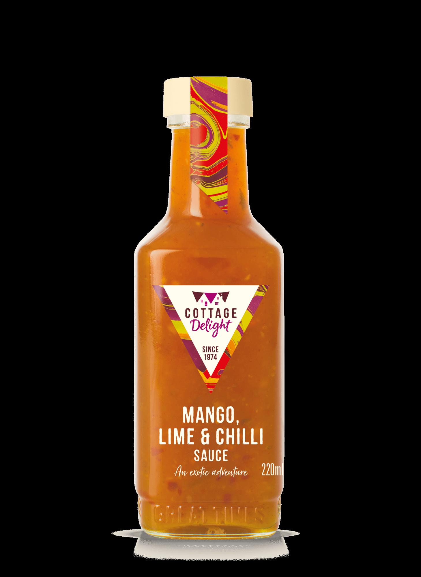 Mango Lime & Chilli Sauce