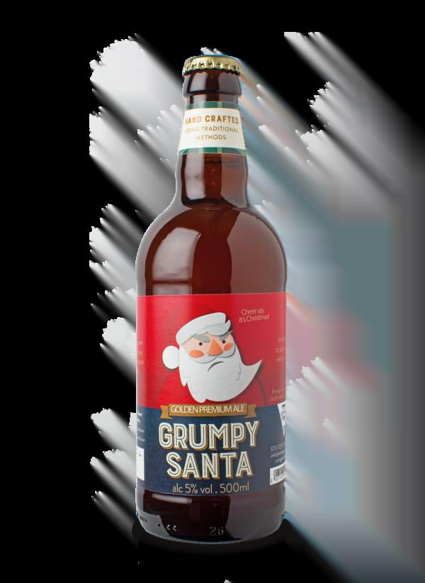grumpy santa ale