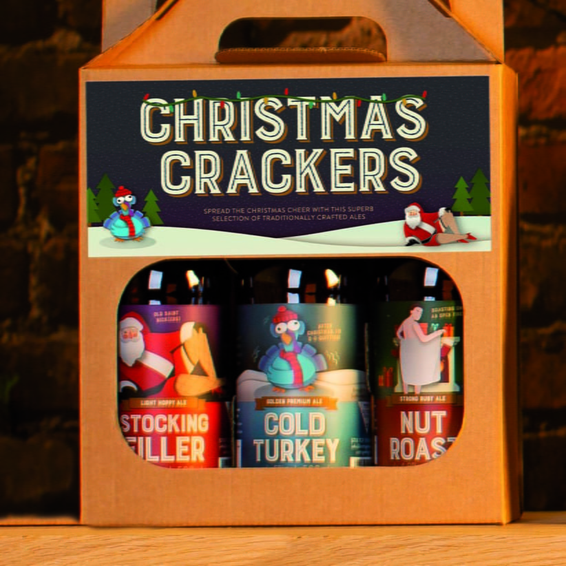christmas crackers ales
