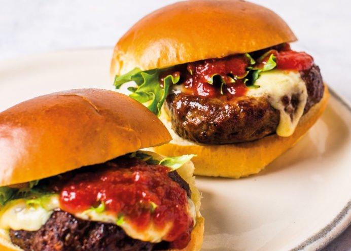 Tomato Burgers