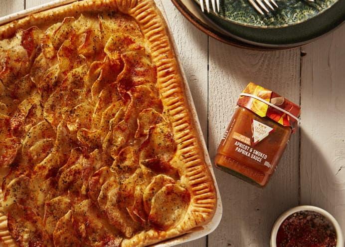 Apricot & smoked paprika sauce