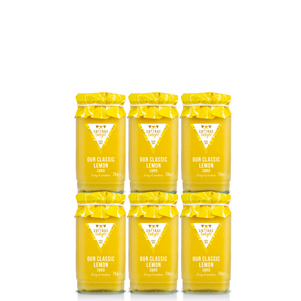 Lemon curd bundle