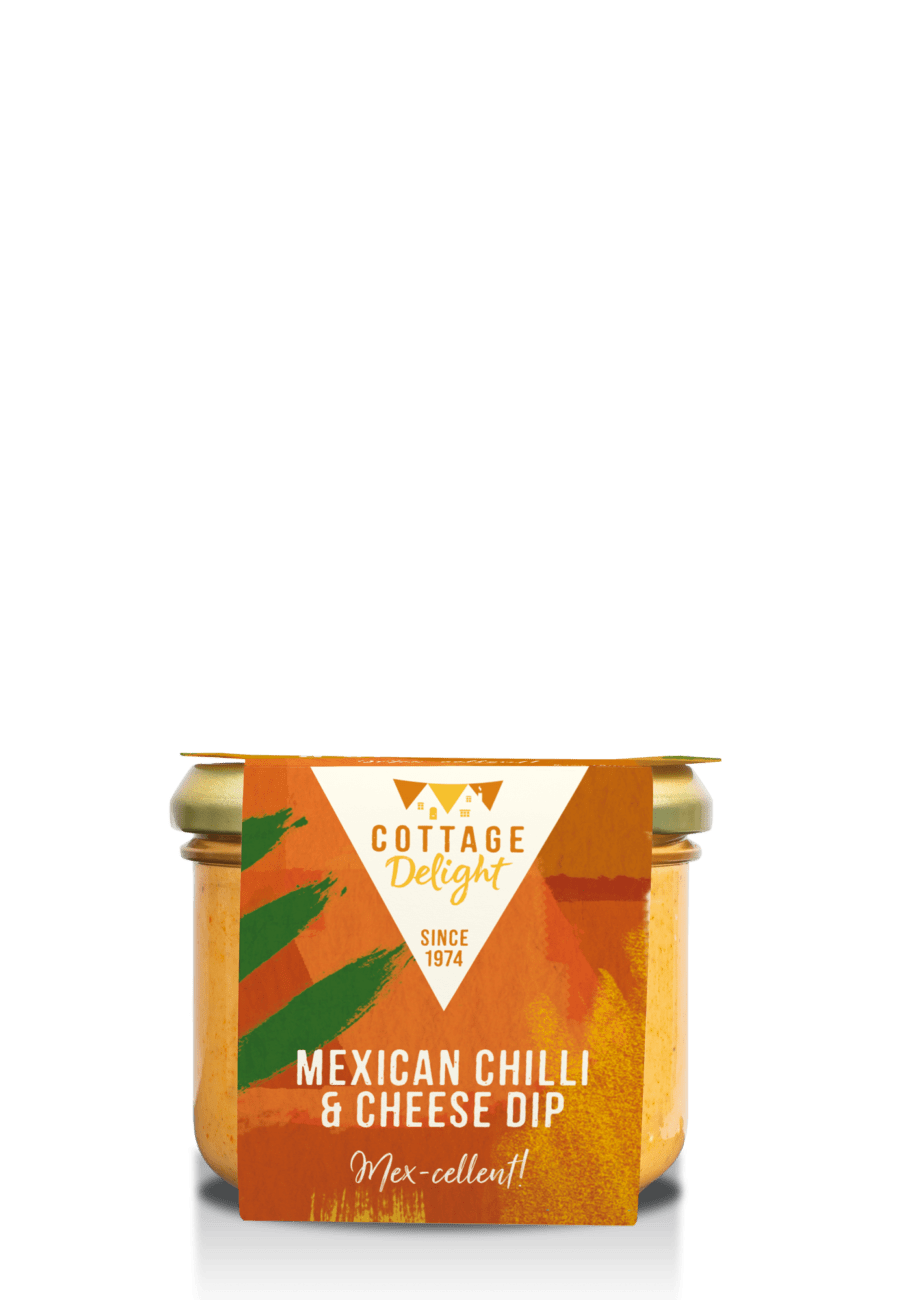 Mexican chilli & cheese dip