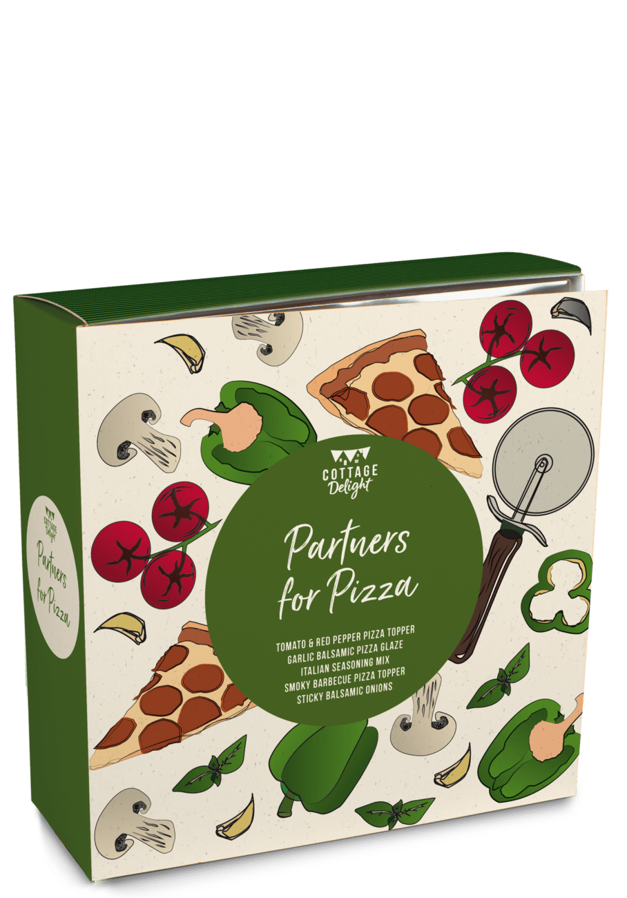 partners for pizza