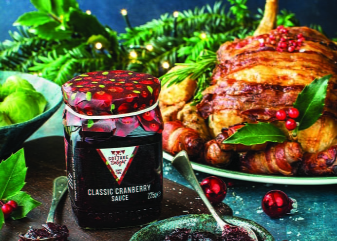 Serve with Christmas dinner